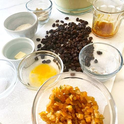 Рецепт итальянского кулича панеттоне